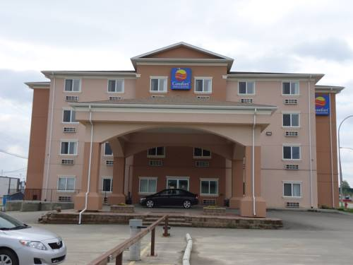 Comfort Inn & Suites Edson Cover Picture