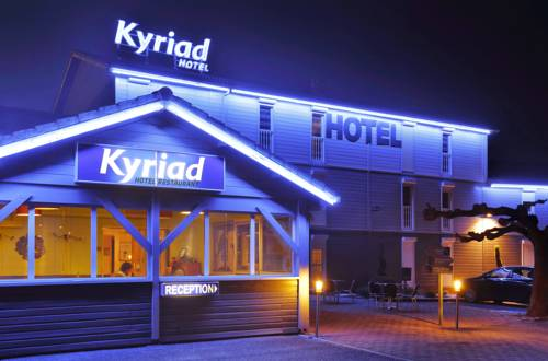 Hotel Kyriad Montauban Cover Picture