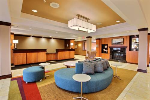 Fairfield Inn & Suites by Marriott Milwaukee Airport Cover Picture
