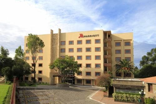 Marriott Puebla Hotel Meson del Angel Cover Picture