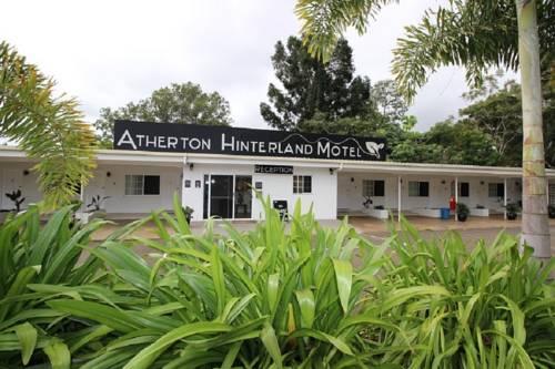 Atherton Hinterland Motel Cover Picture