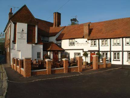 The Greyhound Inn Cover Picture