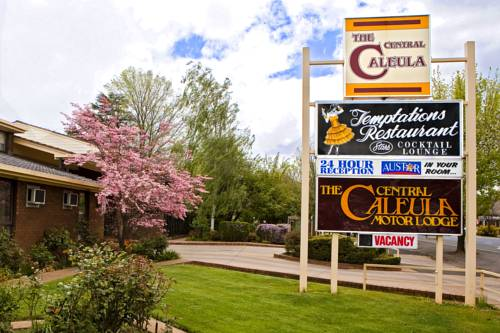 Central Caleula Motor Lodge Cover Picture