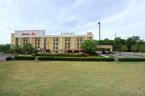 Hampton Inn Spartanburg Hotel Cover Picture