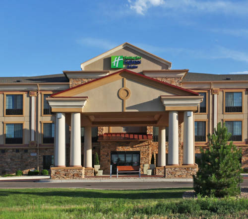 Holiday Inn Express Hotel & Suites Longmont Cover Picture