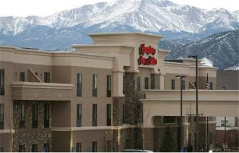 Hampton Inn & Suites Colorado Springs-Air Force Academy/I-25 North Cover Picture