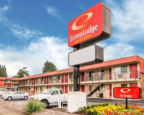 Econolodge Inn & Suites Hillsboro/Portland-West Cover Picture