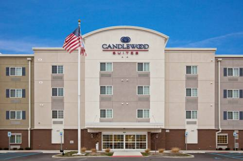 Candlewood Suites Indianapolis East Cover Picture