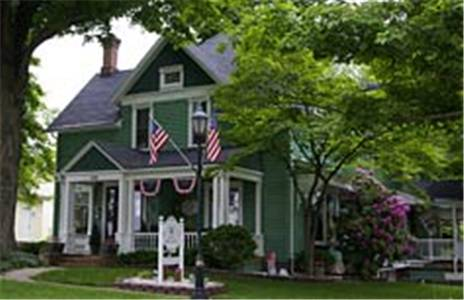 Country Victorian Bed & Breakfast Cover Picture
