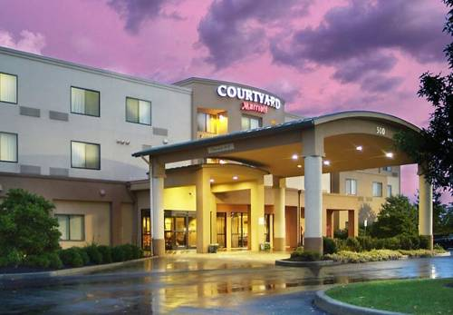 Courtyard by Marriott Kingston Cover Picture
