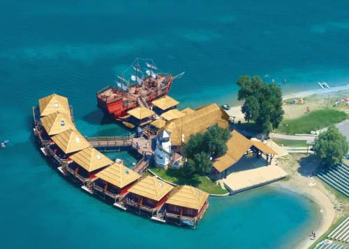 Lobster - Water Villas Cover Picture