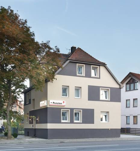Pension Arkade Heilbronn Cover Picture