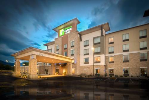 Holiday Inn Express & Suites Salt Lake City South-Murray Cover Picture
