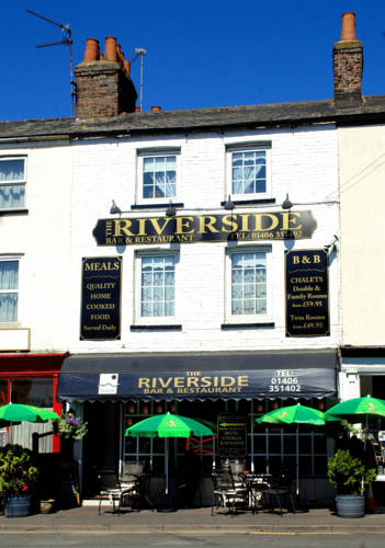 The Riverside Cover Picture