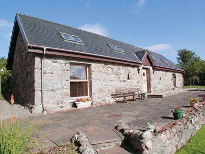 Fyvie Cottage Cover Picture