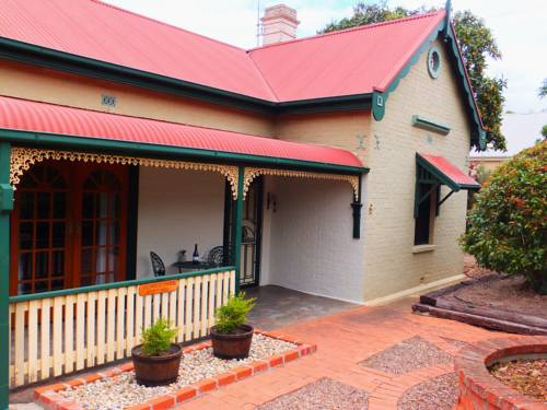 Barossa Peppertree Cottage Cover Picture