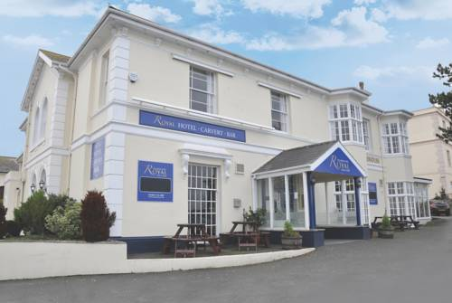 Babbacombe Royal Hotel and Carvery Cover Picture