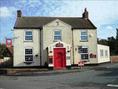 Thorold Arms Marston Cover Picture