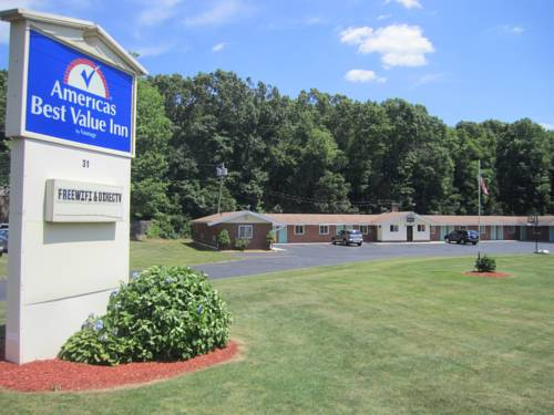 Americas Best Value Inn Middlefield Cover Picture