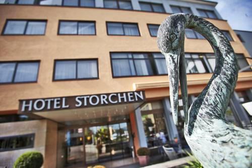 Hotel Storchen Cover Picture