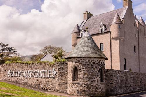Ballygally Castle Cover Picture