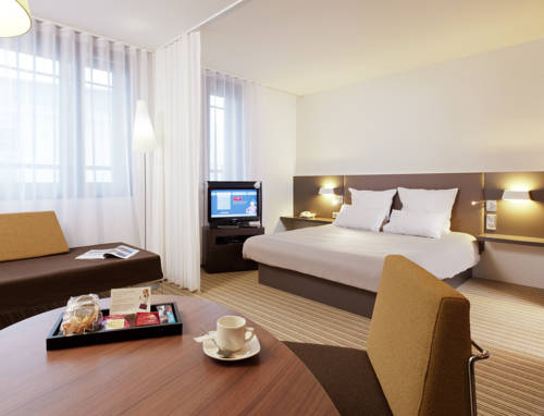 Novotel Suites Paris Velizy Cover Picture