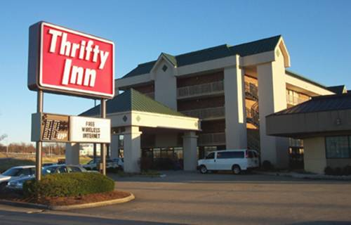 Thrifty Inn Paducah Cover Picture