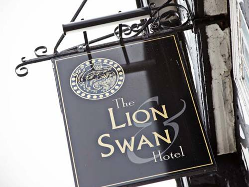 The Lion And Swan Cover Picture