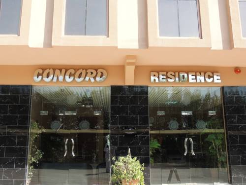 Concord Residence Cover Picture