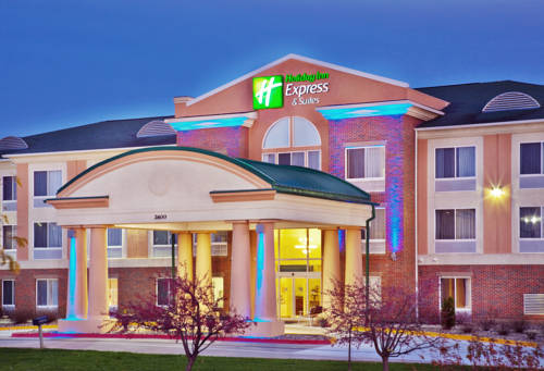 Holiday Inn Express Hotel & Suites Ames Cover Picture