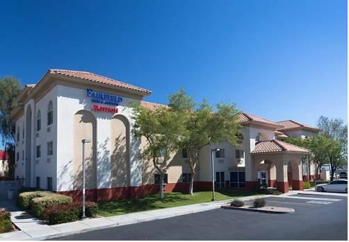 Fairfield Inn & Suites Phoenix North Cover Picture