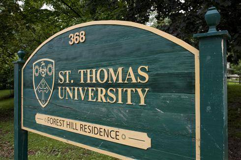 St. Thomas University Summer Hotel Cover Picture