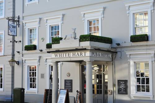 The White Hart Inn By Good Night Inns Cover Picture