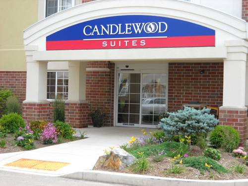 Candlewood Suites Kenosha Cover Picture