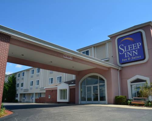 Sleep Inn & Suites Niantic Cover Picture