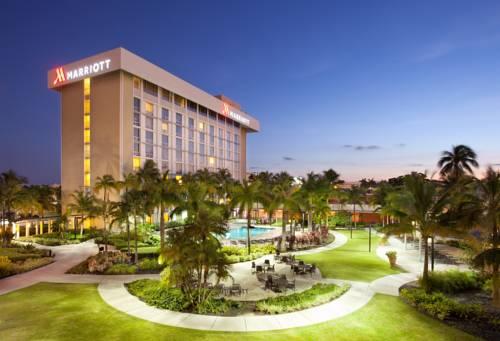 Miami Airport Marriott Cover Picture