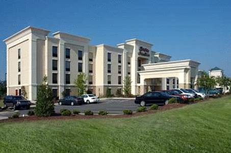 Hampton Inn & Suites Wilson I-95 Cover Picture