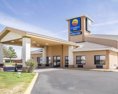 Comfort Inn Limon Cover Picture