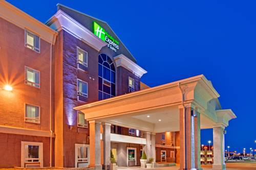 Holiday Inn Express Hotel & Suites Swift Current Cover Picture