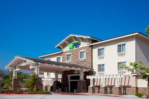 Holiday Inn Express Hotel & Suites San Dimas Cover Picture