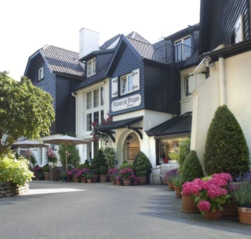 Hotel Manoir du Dragon Cover Picture