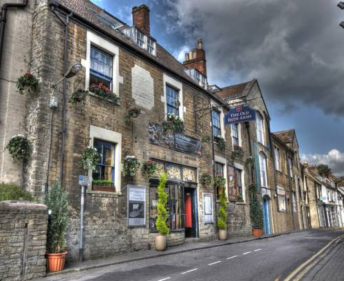 The Old Bath Arms Hotel Cover Picture