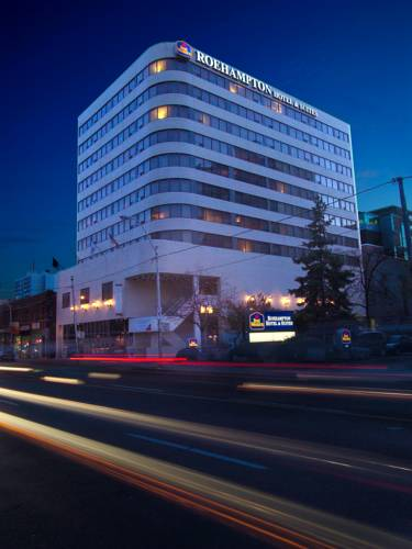 Best Western Roehampton Hotel & Suites Cover Picture