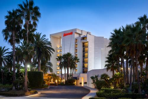 Newport Beach Marriott Hotel & Spa Cover Picture
