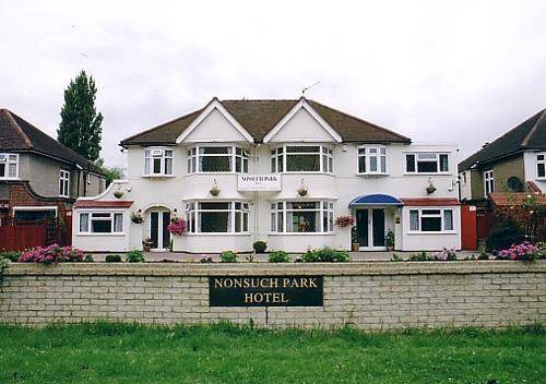 Nonsuch Park Hotel Cover Picture