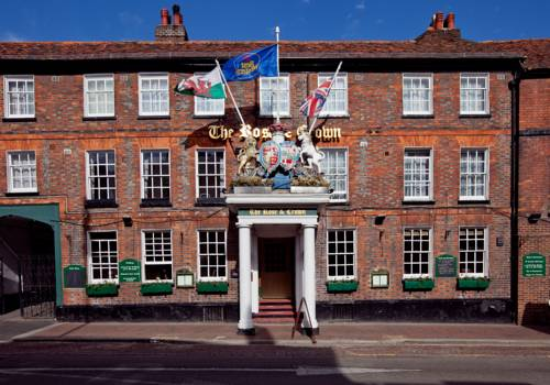 Best Western The Rose And Crown Hotel Cover Picture