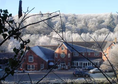 Fox & Hounds Country Hotel Cover Picture