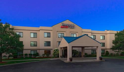 Fairfield Inn by Marriott Rochester East Cover Picture