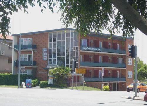 Kingsford Riverside Inn Cover Picture