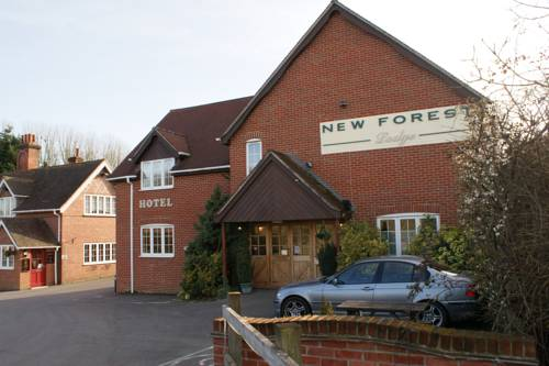 New Forest Lodge Cover Picture